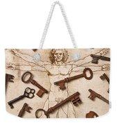 Keys On Artwoork Weekender Tote Bag