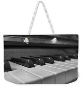 Keys To The Piano Weekender Tote Bag