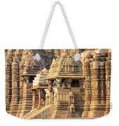 Khajuraho Temple, Chhatarpur District Weekender Tote Bag