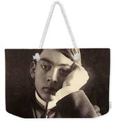 Khalil Gibran Author Of The Prophet Weekender Tote Bag