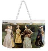 Khnopff: Memoires, 1889 Weekender Tote Bag