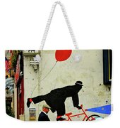 Kick In The Head Weekender Tote Bag