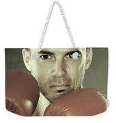 Kickboxer Weekender Tote Bag