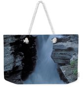 Kicking Horse River Weekender Tote Bag