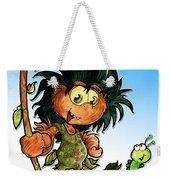 Kid Troll Weekender Tote Bag