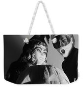 Kids In Halloween Costumes Weekender Tote Bag