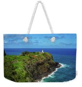Kilauea Lighthouse Weekender Tote Bag