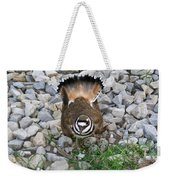 Kildeer And Nest Weekender Tote Bag