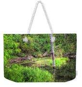 Kill Creek 8388 Weekender Tote Bag