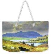 Killary Harbour County Mayo Weekender Tote Bag