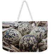 Killdeer Eggs Weekender Tote Bag