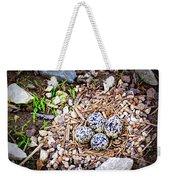 Killdeer Nest Weekender Tote Bag