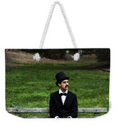 Killing Time Weekender Tote Bag by Jorgo Photography - Wall Art Gallery