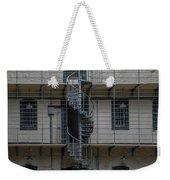 Kilmainham Gaol Spiral Stairs Weekender Tote Bag