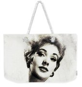 Kim Novak, Actress Weekender Tote Bag