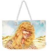 Kimberly Weekender Tote Bag