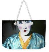 Kimono  Weekender Tote Bag