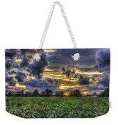 King Cotton Sunset Art Statesboro Georgia Weekender Tote Bag