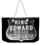 King Edward Cigars Weekender Tote Bag