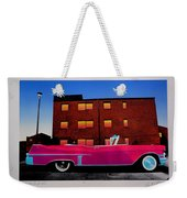 King Elvis Has Surely Come Weekender Tote Bag