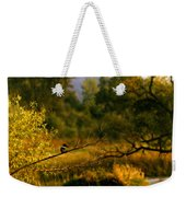 King Fisher Weekender Tote Bag
