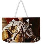 King George IIi Weekender Tote Bag by Allan Ramsay
