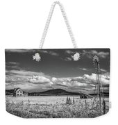 King Homestead_bw-1593 Weekender Tote Bag