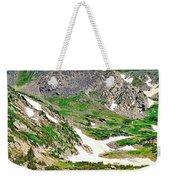 King Lake At Rollins Pass T Weekender Tote Bag