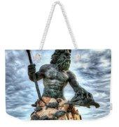 King Neptune Virginia Beach  Weekender Tote Bag