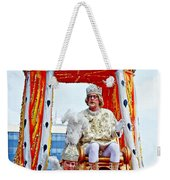 King Of Rex And Page - Mardi Gras New Orleans Weekender Tote Bag