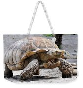 King Of The Galapagos Weekender Tote Bag