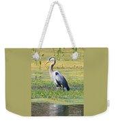 King Of The Marsh Weekender Tote Bag