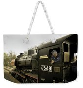 King Of The Road Weekender Tote Bag