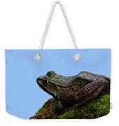 King Of The Rock Weekender Tote Bag