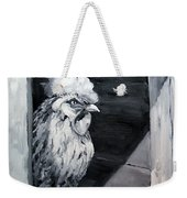 King Of The Roost Weekender Tote Bag