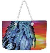 King Parrot 01 Weekender Tote Bag