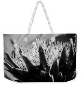 King Protea Exotic Tropical Flowers Weekender Tote Bag