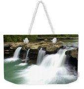 King River Falls Weekender Tote Bag