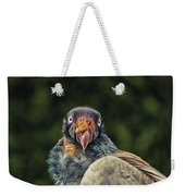 King Vulture Weekender Tote Bag