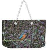 Kingfisher. Weekender Tote Bag
