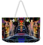 Kingly Venice Reflection Weekender Tote Bag