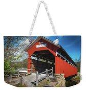 Kings Bride Weekender Tote Bag by Cindy Lark Hartman