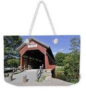 King's Bridge Weekender Tote Bag
