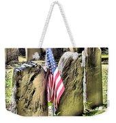 King's Chapel Cemetery  Weekender Tote Bag