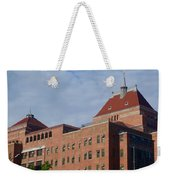 Kings County Hospital Center, Brooklyn Weekender Tote Bag