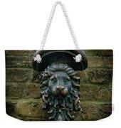King's Passage Weekender Tote Bag