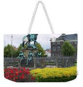 Kings Square Statue Of Christian 5th Weekender Tote Bag