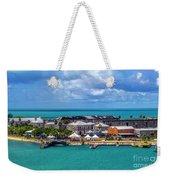 Kings Wharf, Bermuda Weekender Tote Bag