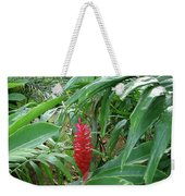 Kingston Jamaica Foliage Weekender Tote Bag