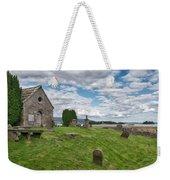 Kinross Cemetery On Loch Leven Weekender Tote Bag